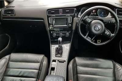 VW Golf 2.0 VII Comfortline R Line 2016