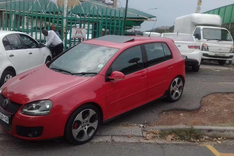 VW Golf 2.0FSI GTi 2008