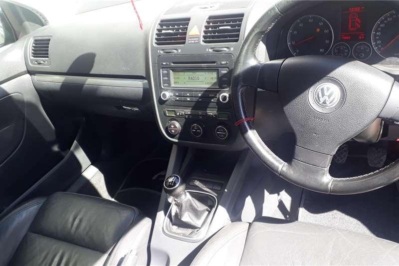 VW Golf 2.0FSI Sportline 2009