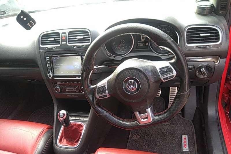 Used 2010 VW Golf 2.0FSI Sportline