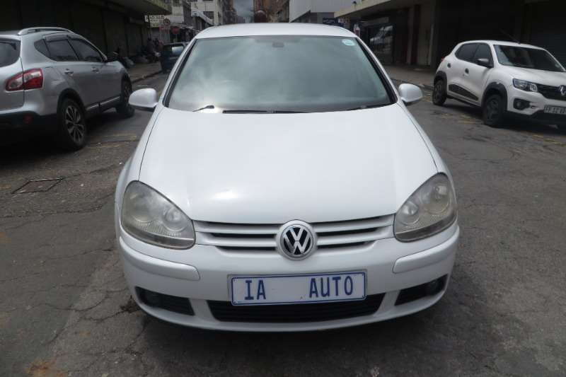 VW Golf 2.0TDI Comfortline 2005