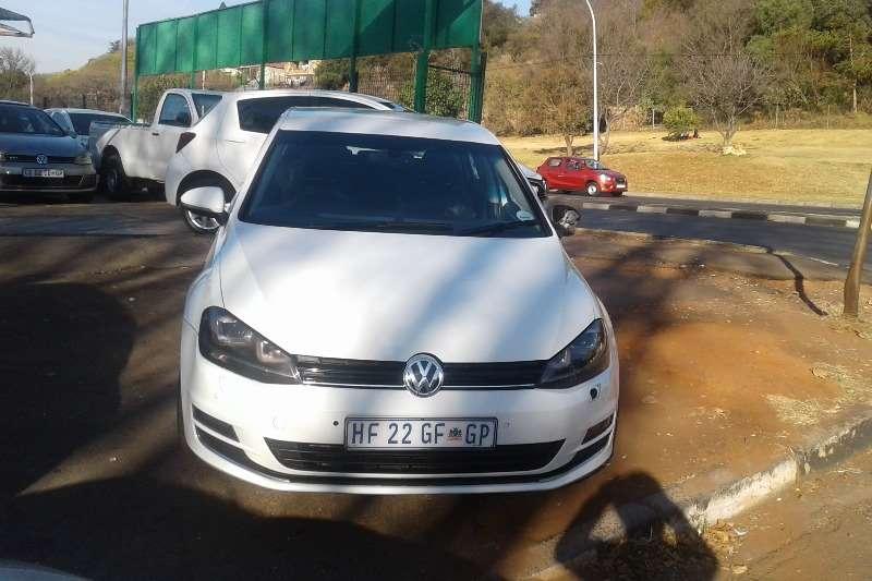 VW Golf 2.0TDI Comfortline 2014