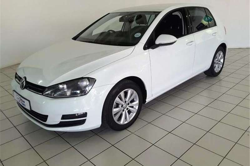 VW Golf 2.0TDI Comfortline 2014