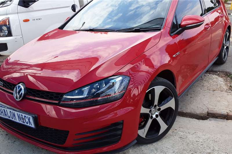 Used 2014 VW Golf 2.0TDI Comfortline