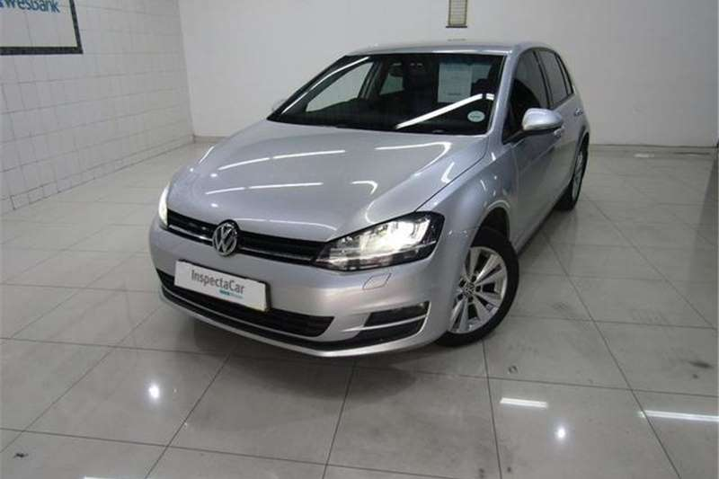 VW Golf 2.0TDI Comfortline 2015