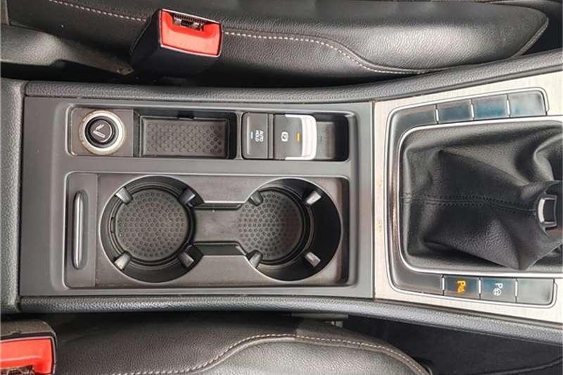 VW Golf 2.0TDI Comfortline 2015