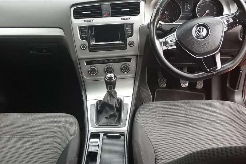 Used 2015 VW Golf 2.0TDI Comfortline