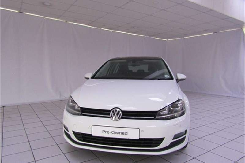 VW Golf 2.0TDI Comfortline 2016