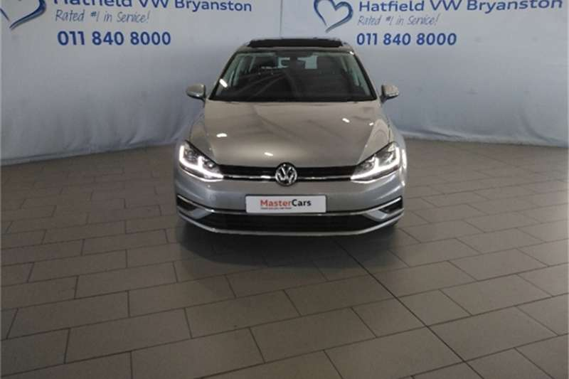 VW Golf 2.0TDI Comfortline 2018