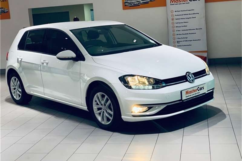 VW Golf 2.0TDI Comfortline 2019