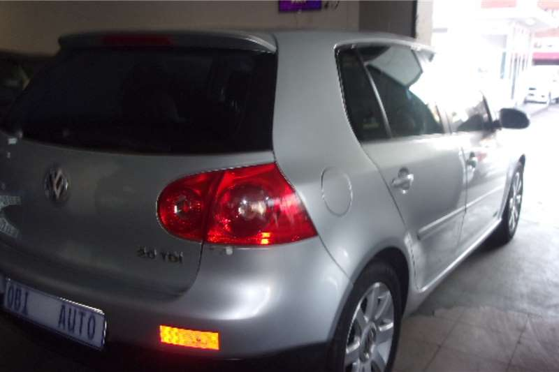 Used 2007 VW Golf 2.0TDI Highline
