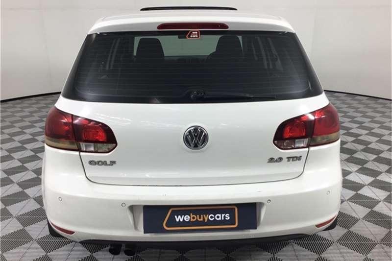 2009 VW Golf Golf 2.0TDI Highline