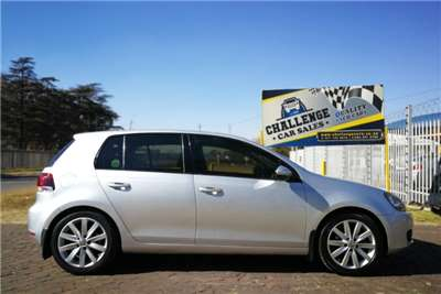 VW Golf 2.0TDI Highline 2012