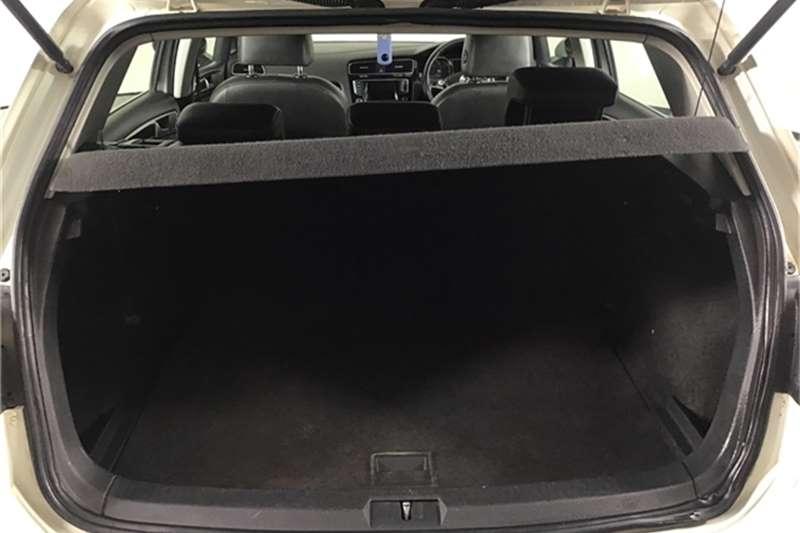 2014 VW Golf Golf 2.0TDI Highline