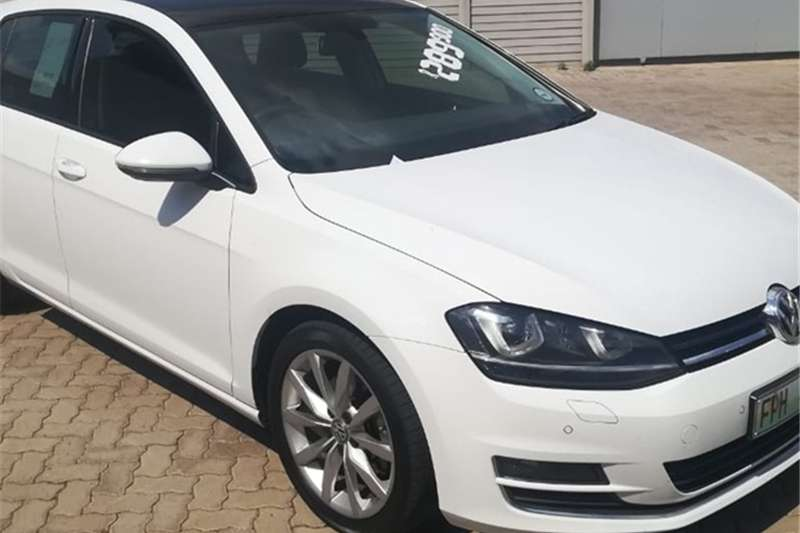 VW Golf 2.0TDI Highline 2015
