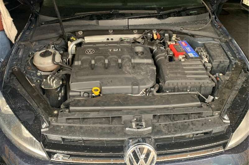 VW Golf 2.0TDI Highline 2016