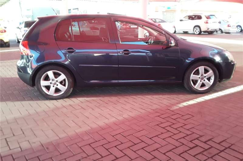 VW Golf 2.0TDI Sportline 2008