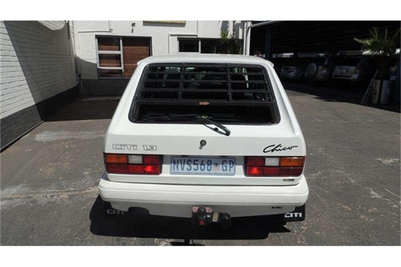 VW Golf 2001