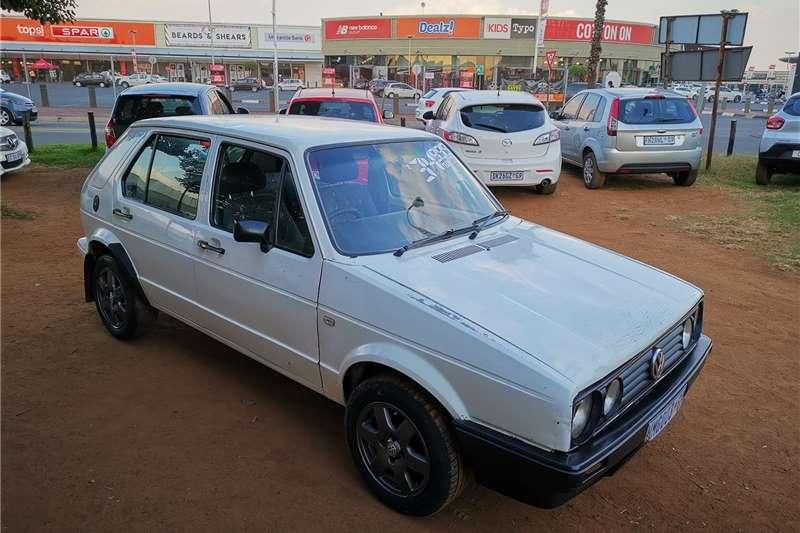 Used 2002 VW Golf