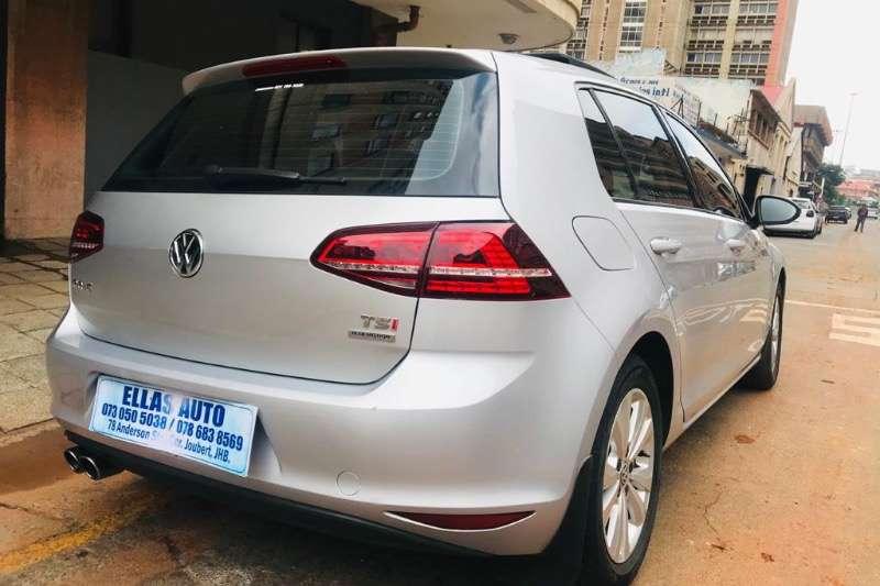 VW Golf 2018