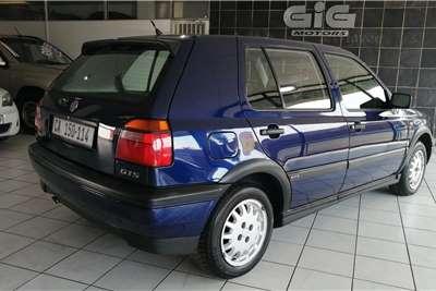 VW Golf 3 1.8 GTS A/c 1998