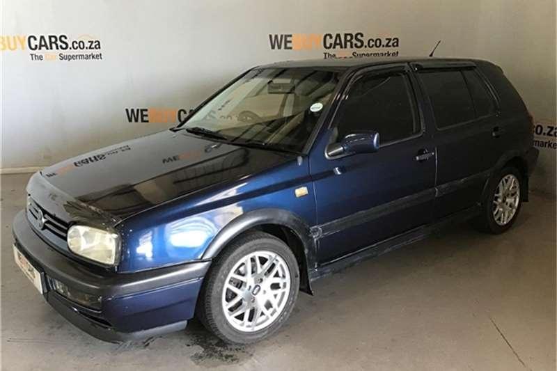 VW Golf 3 1993