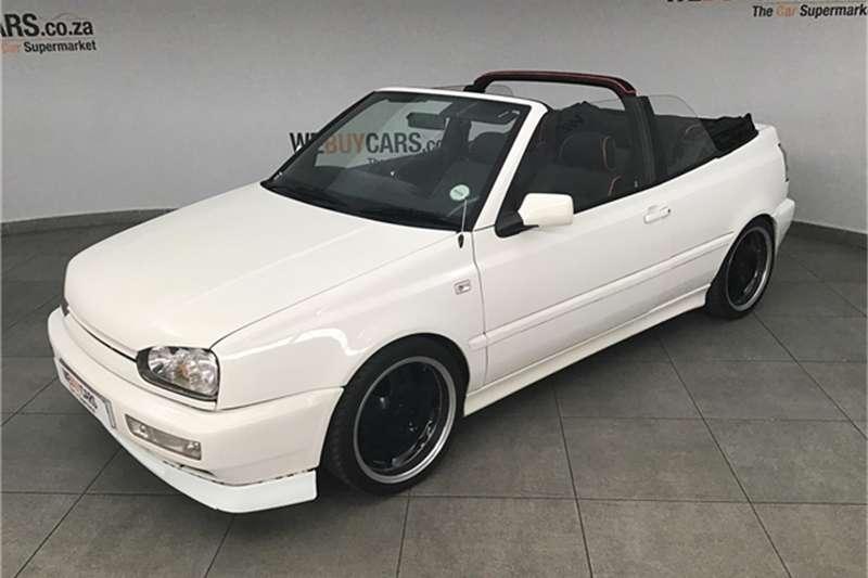 VW Golf 3 1995