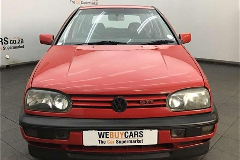 VW Golf 3 1996