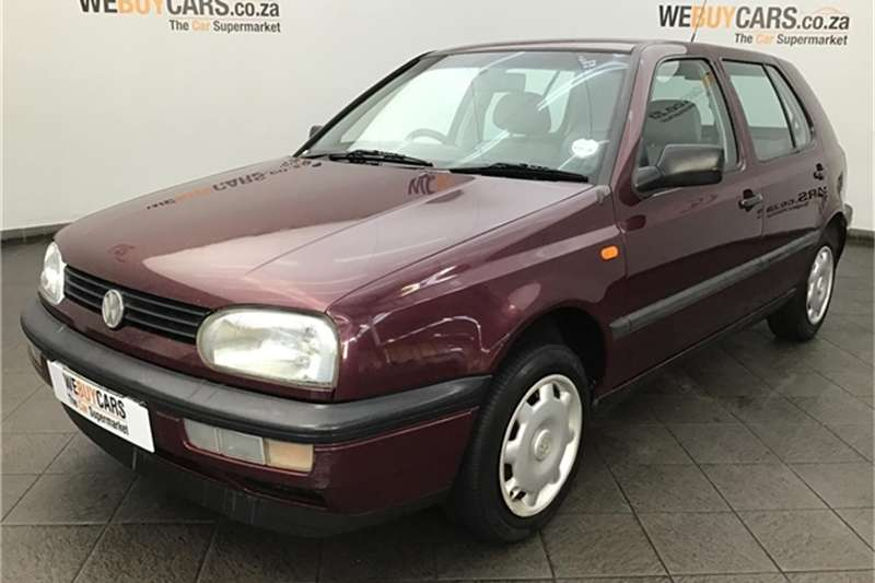 VW Golf 3 1997