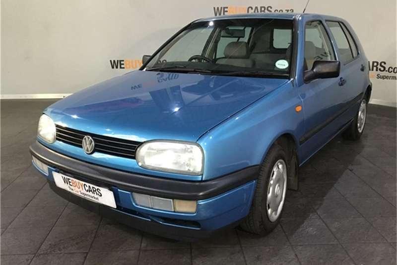 VW Golf 3 1998