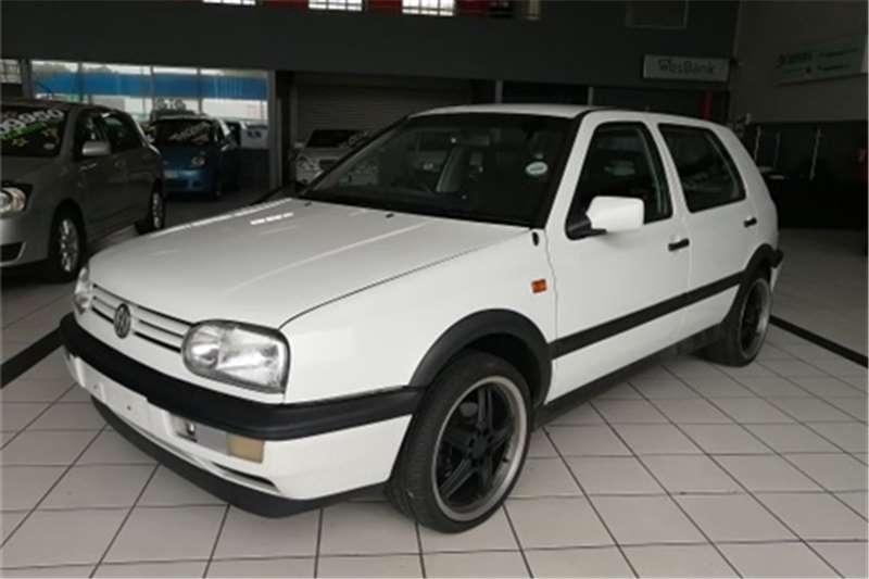 VW Golf 3 GTI 2.0 8V 1995