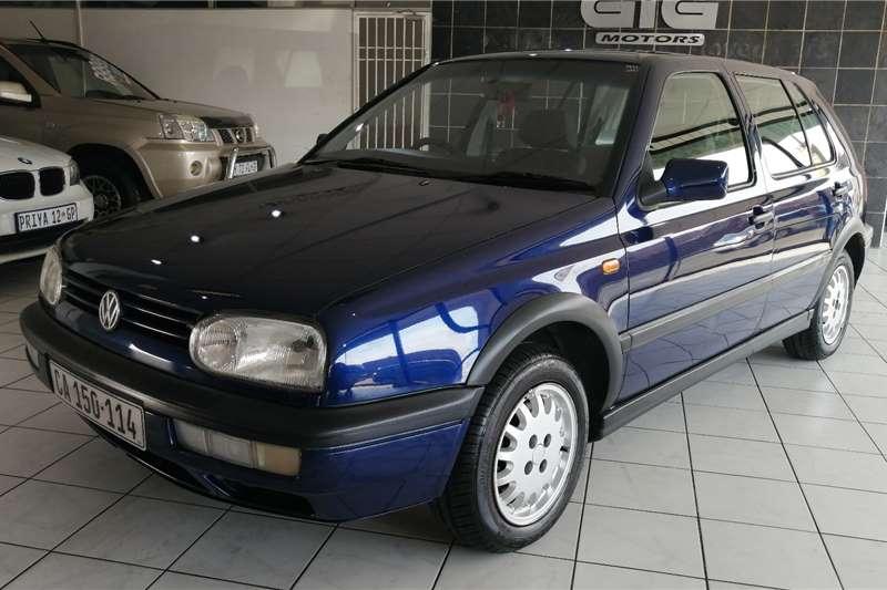VW Golf 3 GTS 1.8 A/c 1998