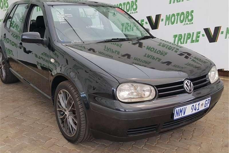 VW Golf 4 1.6 2001
