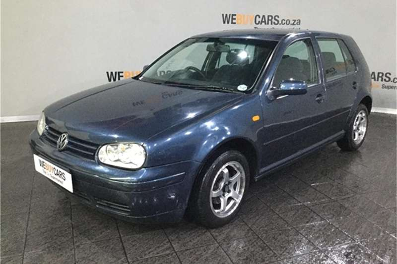 VW Golf 4 1999