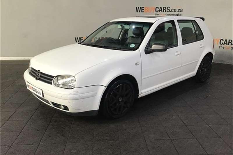 VW Golf 4 2000