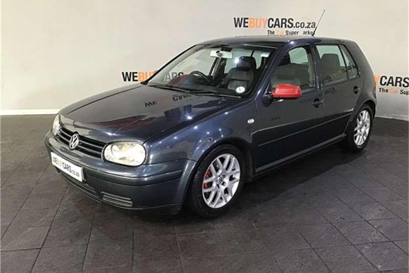 VW Golf 4 2002