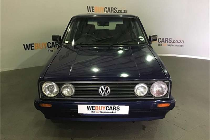 VW Golf 4 2004