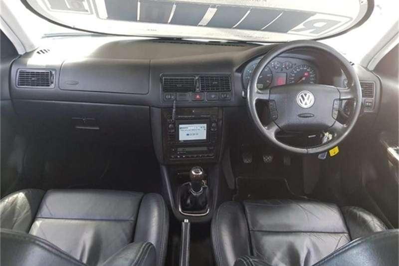 VW Golf 4 Gti 1.8T 2004