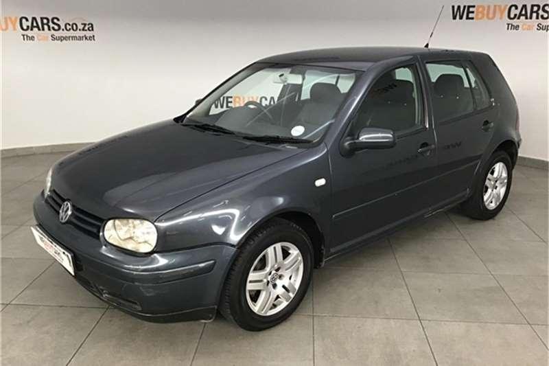 2002 VW Golf