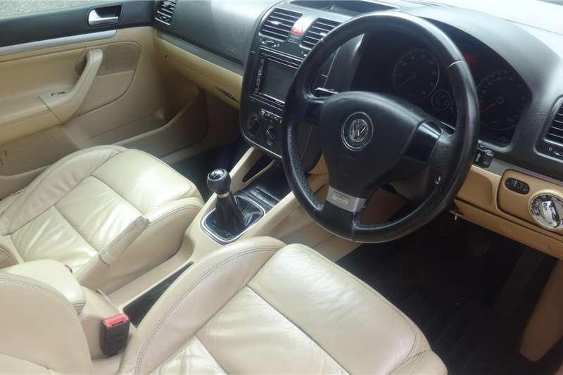 Used 2008 VW Golf 500C 1.4T