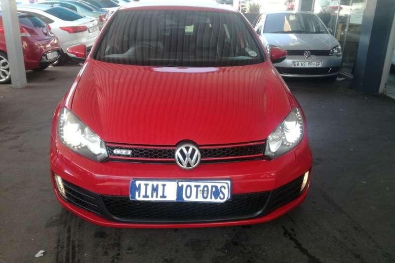 VW Golf 6 Gti 2011
