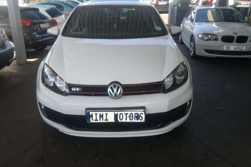 VW Golf 6 Gti DSG 2.0 2012