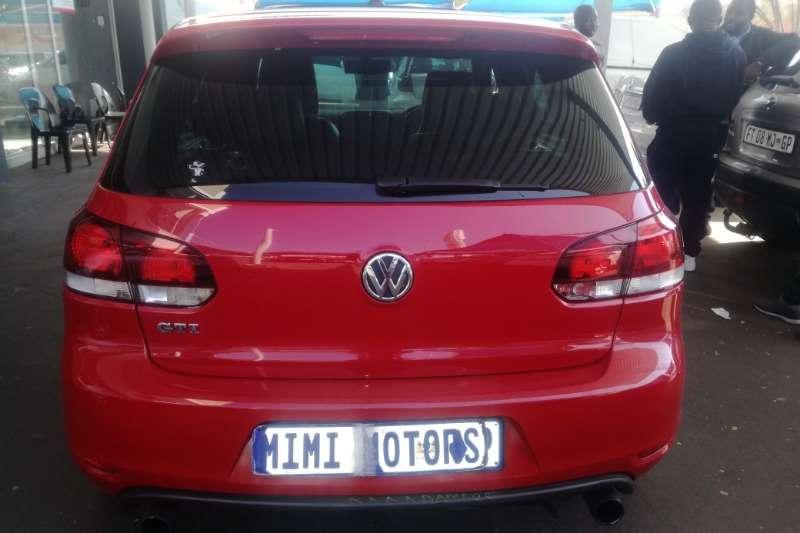 VW Golf 6 Gti Dsg 2012
