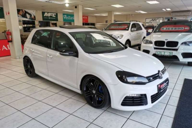 VW Golf 6 R MANUAL 2011