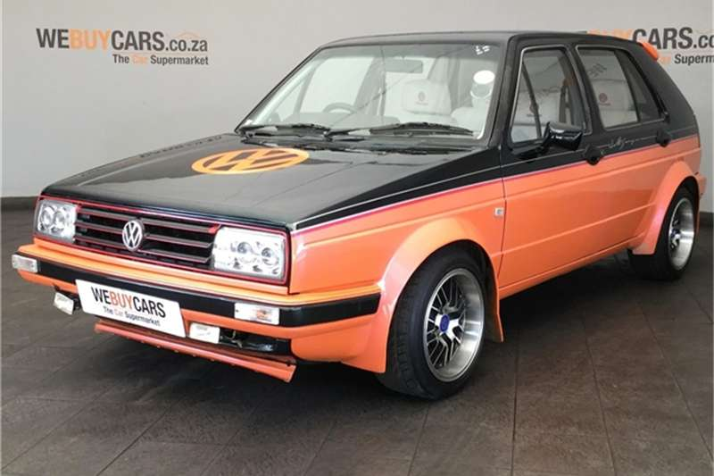 VW Golf Bakkies 1986