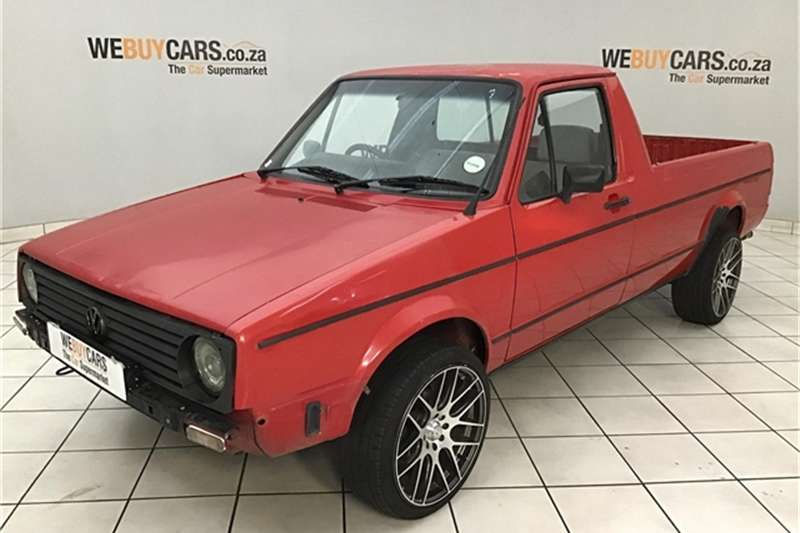 VW Golf BAKKIES 1991