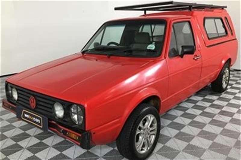 VW Golf Bakkies 1996