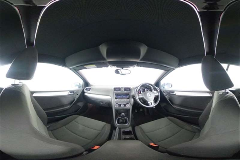 2012 VW Golf Golf cabriolet 1.4TSI Comfortline
