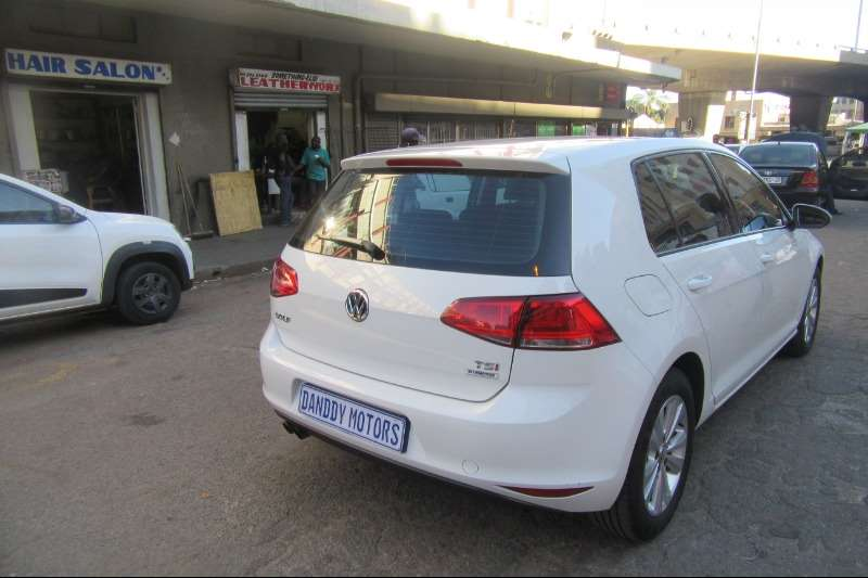 VW Golf cabriolet 1.4TSI Comfortline auto 2016
