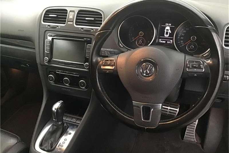 VW Golf cabriolet 1.4TSI Highline auto 2013